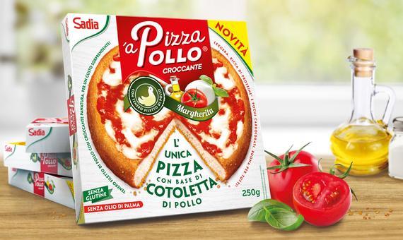 aPizzaPollo è una grande novità!