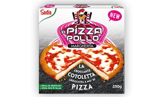 'aPizzaPollo si veste di Speedy Pollo!