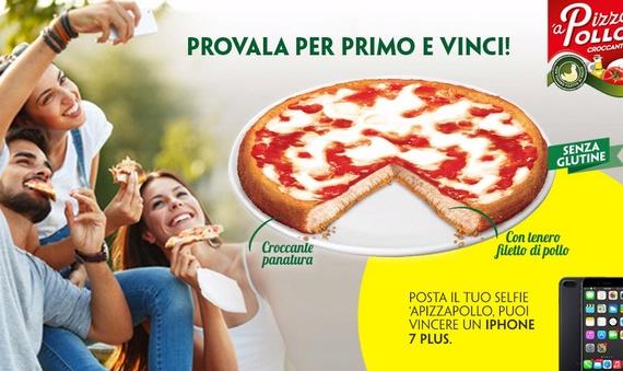 Contest 'aPizzaPollo: Provala per Primo!