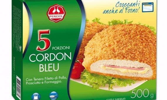 Nuovo!!! E ancora più accattivante il pack del Cordon Bleu Perdix da 500g.