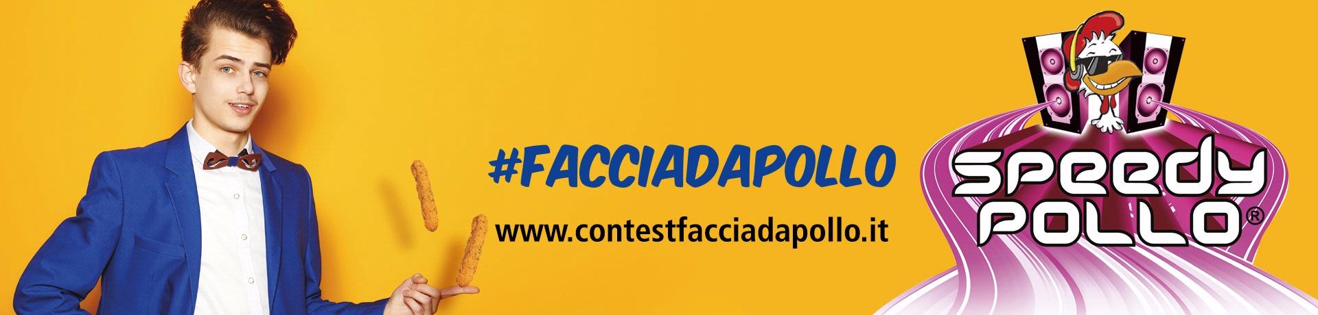 Tu di che faccia sei? Partecipa al nuovo contest #facciadapollo e vinci un iPhone7 e molti altri premi!