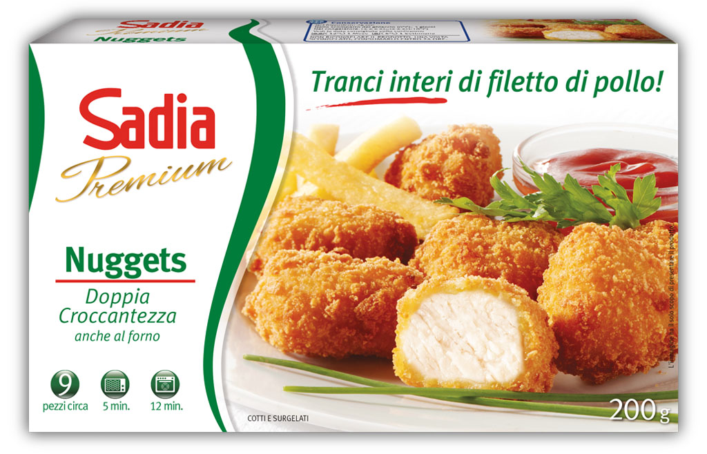 Nuggets - Linea Premium