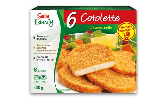 6 Cotolette - Sadia Family