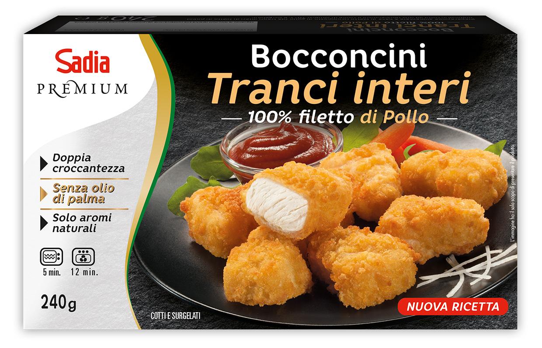 Bocconcini - Linea Premium con TRACI INTERI