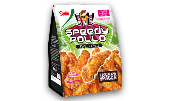 Speedy Pollo - Sweet Chili