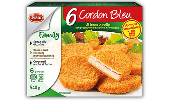 6 Cordon Bleu - Family