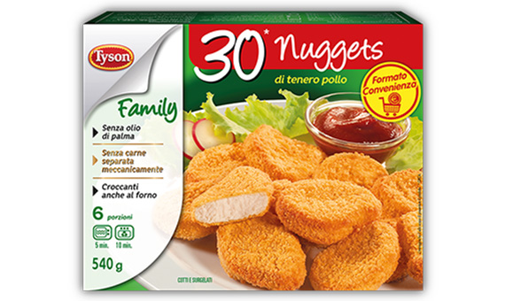 30 Nuggets - Family