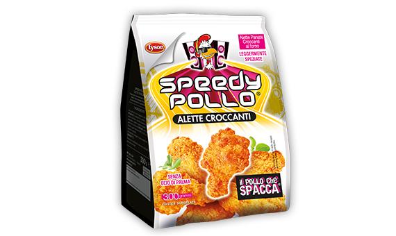 Speedy Pollo - Alette Croccanti