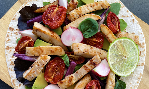 Tortilla Chicken
